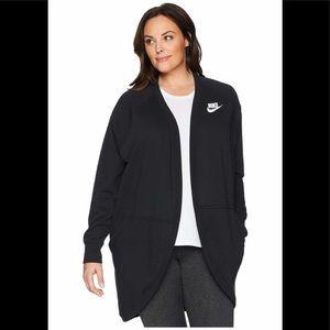Woman's Nike Cardigan